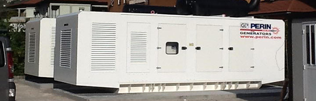 Production & Shippings NEVER STOP: 2 synchronized generators 1500 kw