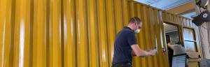 SALA TEST con un Cogeneration Plant da 2500 kw