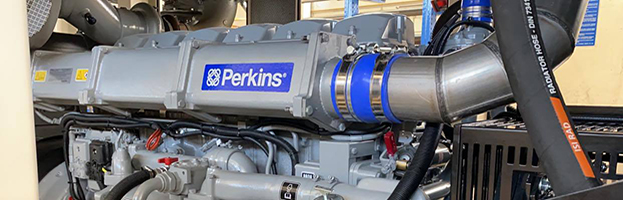 Strong partnership with PERKINS engines!
