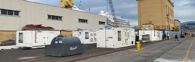 Grande progetto: centrale da 8 MW e centralino speciale