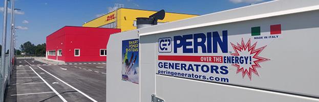 DHL sceglie i generatori di Peringenerators Group